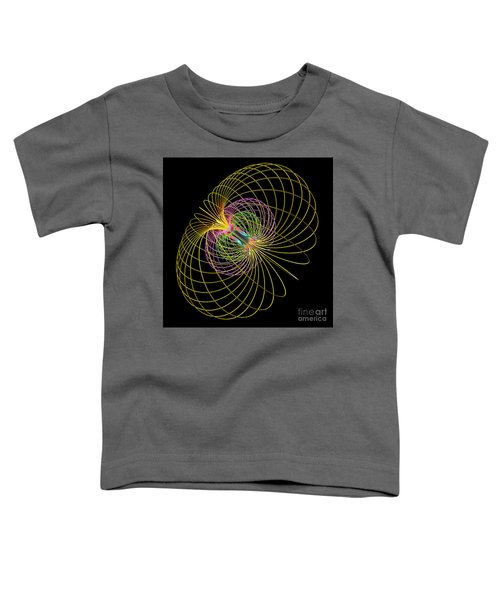 Magnetism 2 Toddler T-Shirt