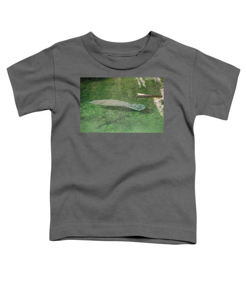 Manatee Toddler T-Shirt