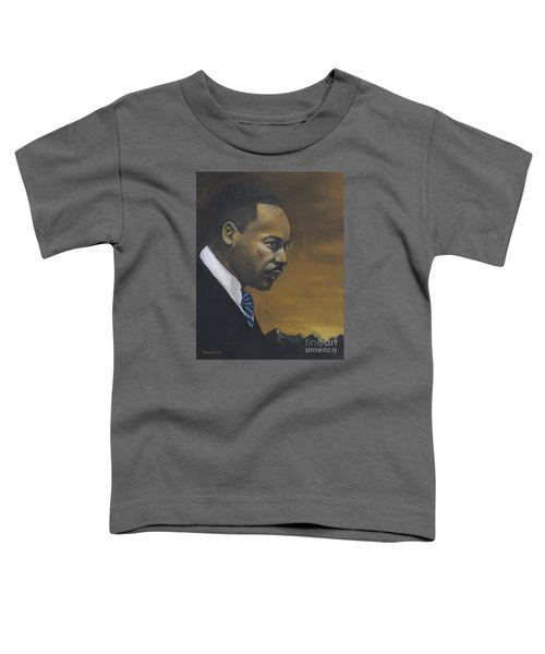Martin Luther King Jr - From The Mountaintop Toddler T-Shirt