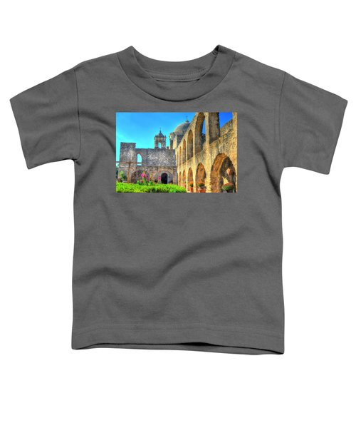 Mission Courtyard Toddler T-Shirt