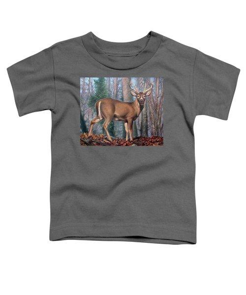 Missouri Whitetail Deer Toddler T-Shirt