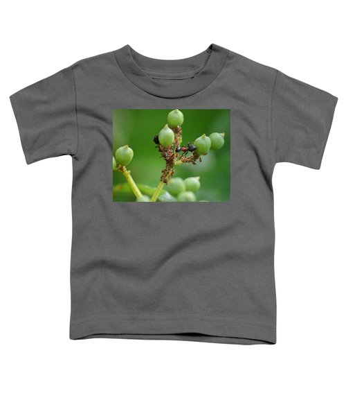 Mutualistic Toddler T-Shirt