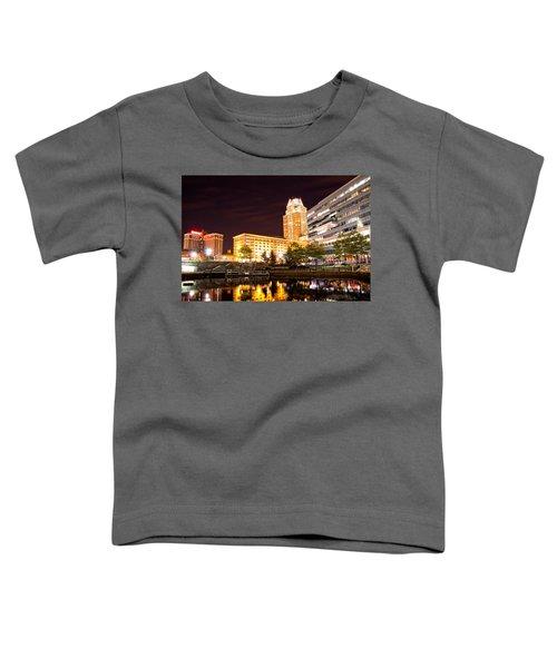 Night Life Toddler T-Shirt