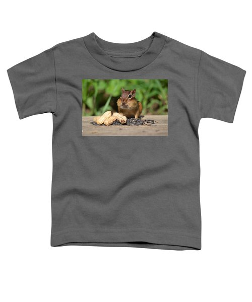 Now This Is A Breakfast Toddler T-Shirt