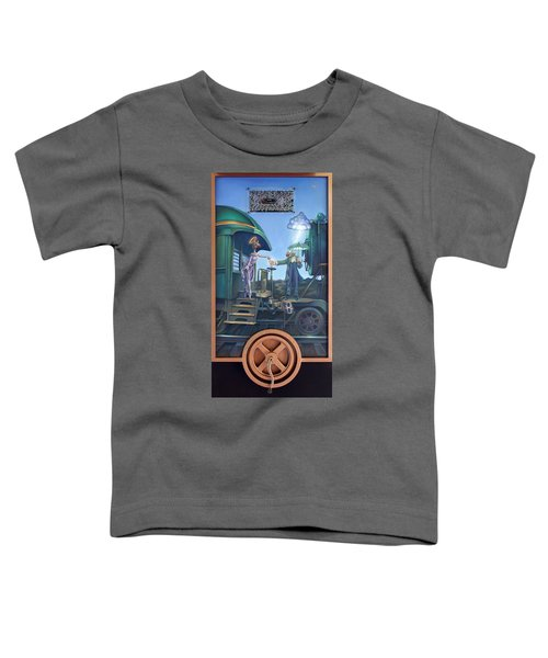 Of Thee I Sing The Body Electric Toddler T-Shirt