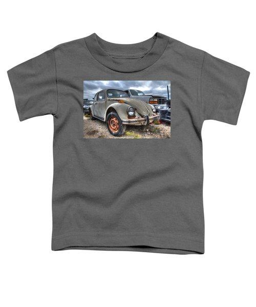 Old Vw Beetle Toddler T-Shirt