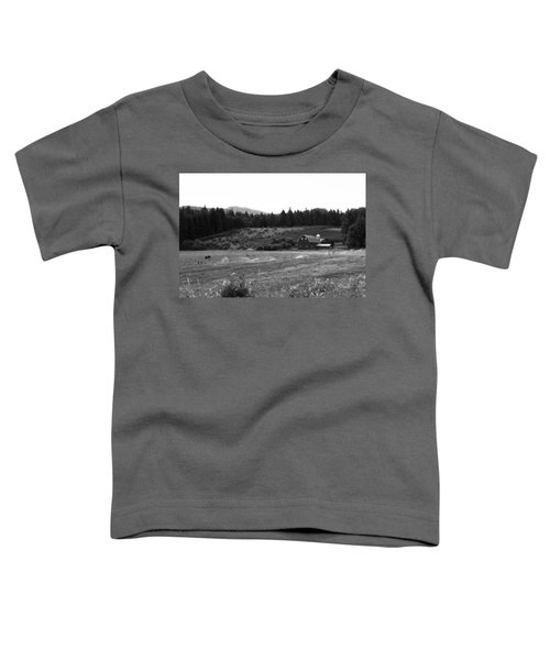 Oregon Farm Toddler T-Shirt