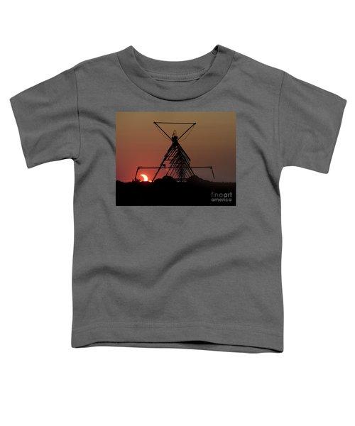 Partial Solar Eclipse Toddler T-Shirt