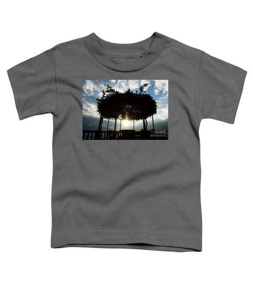 Patio Toddler T-Shirt