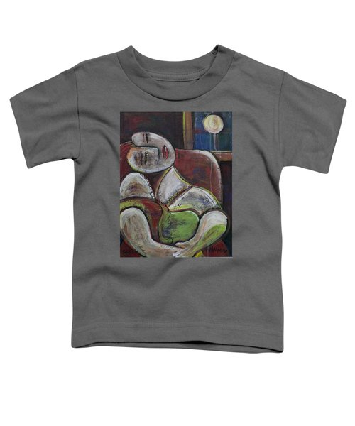 Picasso Dream For Luna Toddler T-Shirt