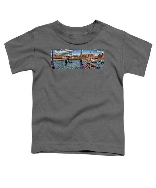 Raising Bedford Toddler T-Shirt