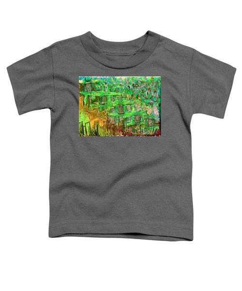 Random Patterns Toddler T-Shirt