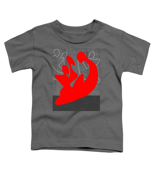 Red People Toddler T-Shirt