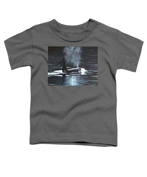 San Juan Resident Toddler T-Shirt