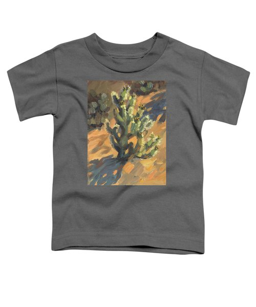 Santa Rosa Cholla Toddler T-Shirt