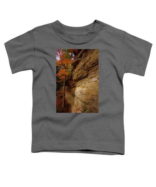 Side Winder Toddler T-Shirt