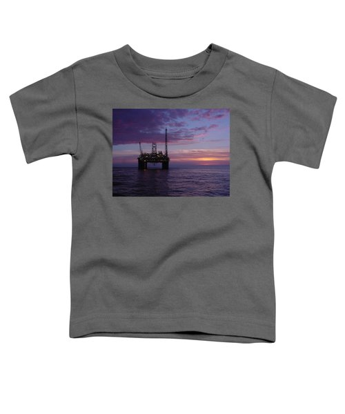 Snorre Sunset Toddler T-Shirt