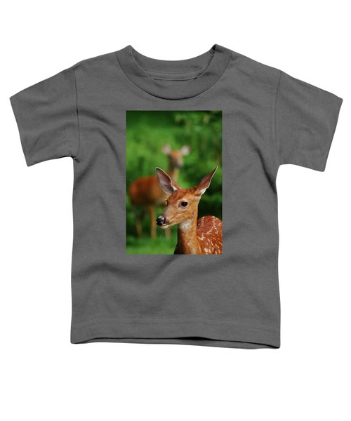 Someone To Watch Over Me Toddler T-Shirt
