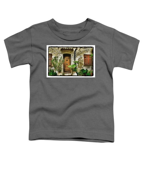 South Of France 1 Toddler T-Shirt