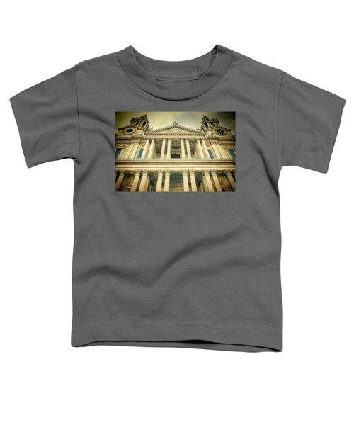 St Pauls Standing Toddler T-Shirt