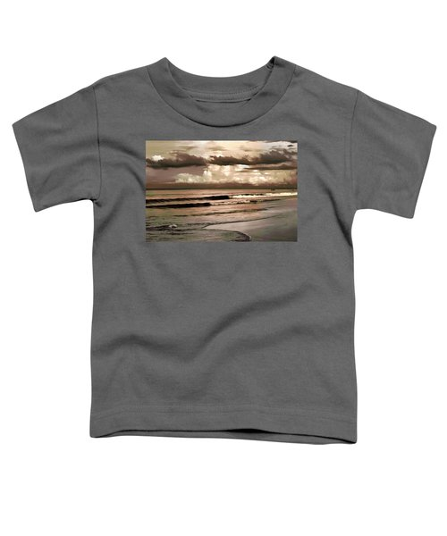 Summer Afternoon At The Beach Toddler T-Shirt