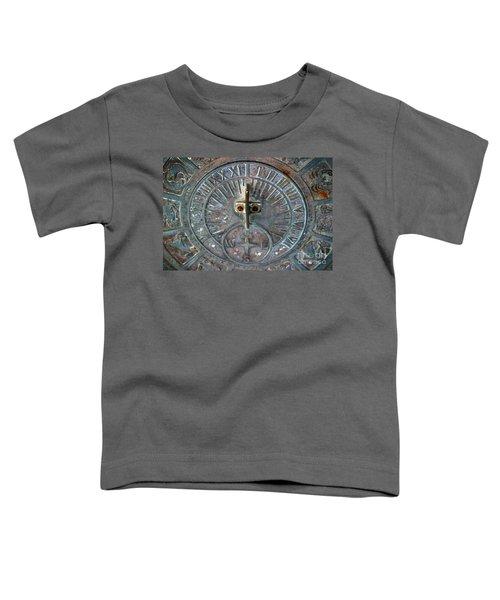 Sundial Toddler T-Shirt