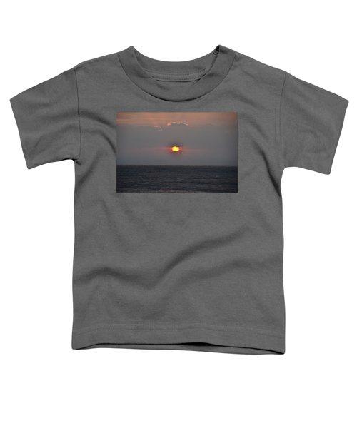 Sunrise In Melbourne Fla Toddler T-Shirt