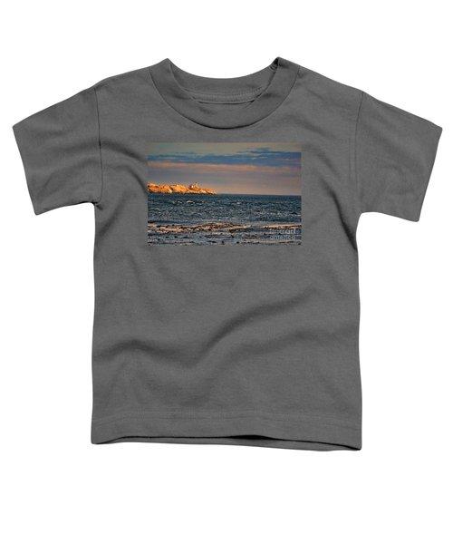 Sunset Over British Columbia Toddler T-Shirt