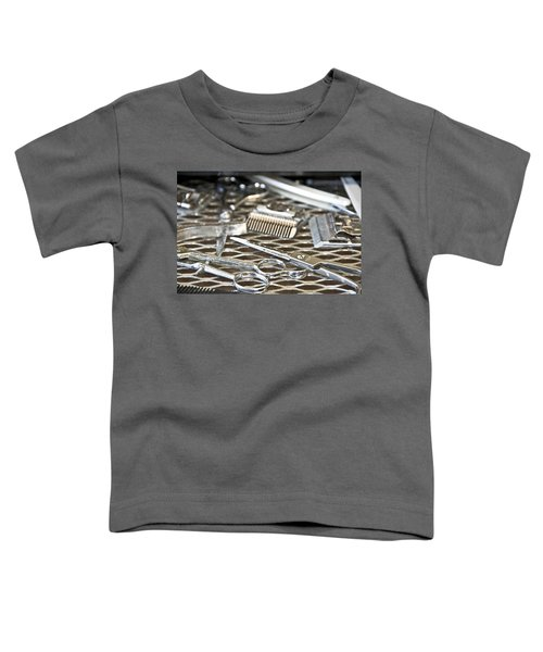 The Barber Shop 10 Toddler T-Shirt