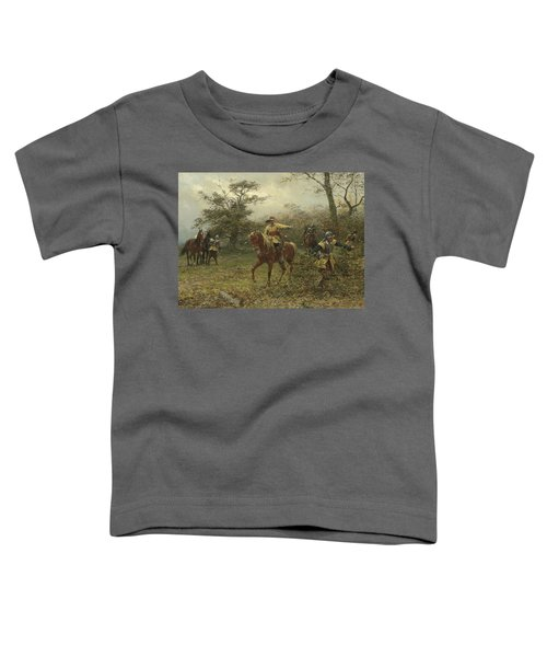 The Boscobel Oak Toddler T-Shirt