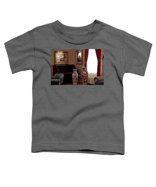The Empty Desk Toddler T-Shirt