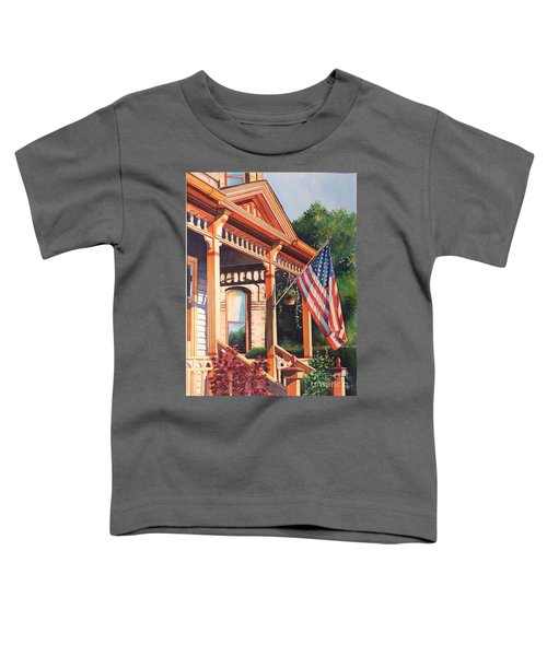 The Founders Home Toddler T-Shirt