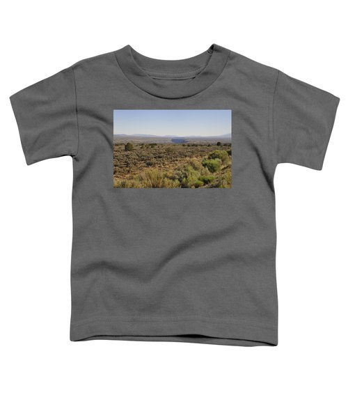 The Gorge On The Mesa Toddler T-Shirt