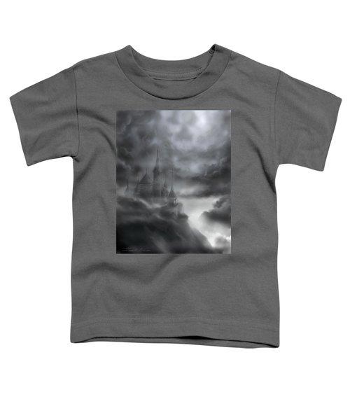 The Skull Castle Toddler T-Shirt