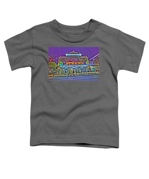 The Strand Toddler T-Shirt