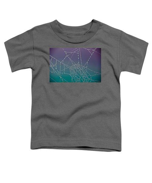 The Web Toddler T-Shirt