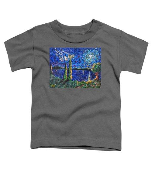 Three Wishes Toddler T-Shirt