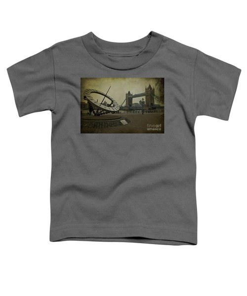 Timepiece. Toddler T-Shirt by Clare Bambers