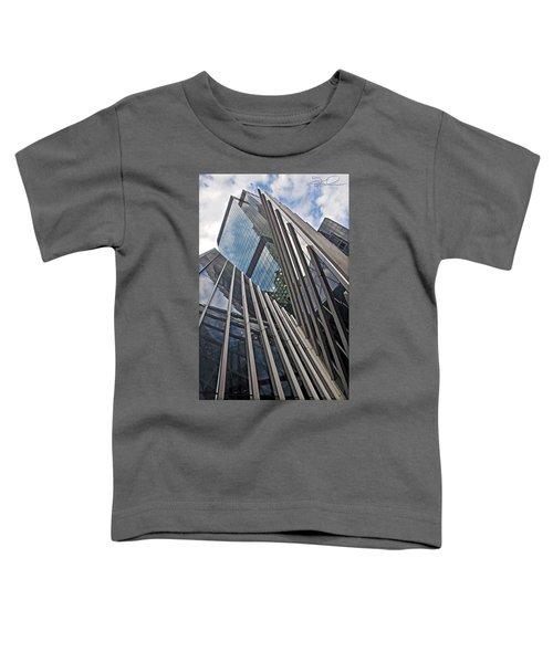 Trylon Towers Toddler T-Shirt