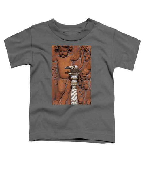 Turkey Vulture Skull Toddler T-Shirt