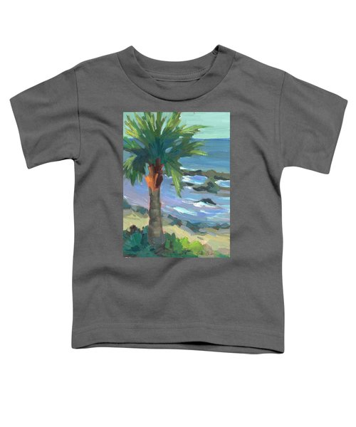 Turquoise Water Toddler T-Shirt