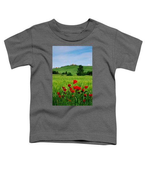 Tuscany  Toddler T-Shirt