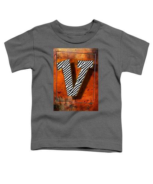 V Toddler T-Shirt