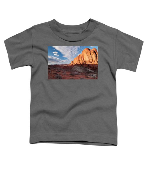 Valley Of Fire Toddler T-Shirt