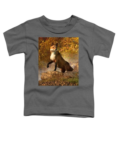 Vixen By The River Toddler T-Shirt