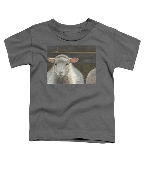 Waiting For The Shepherd Toddler T-Shirt