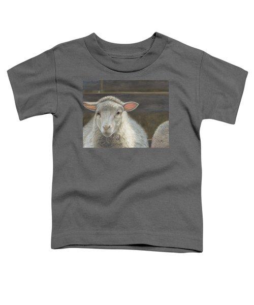 Waiting For The Shepherd Toddler T-Shirt