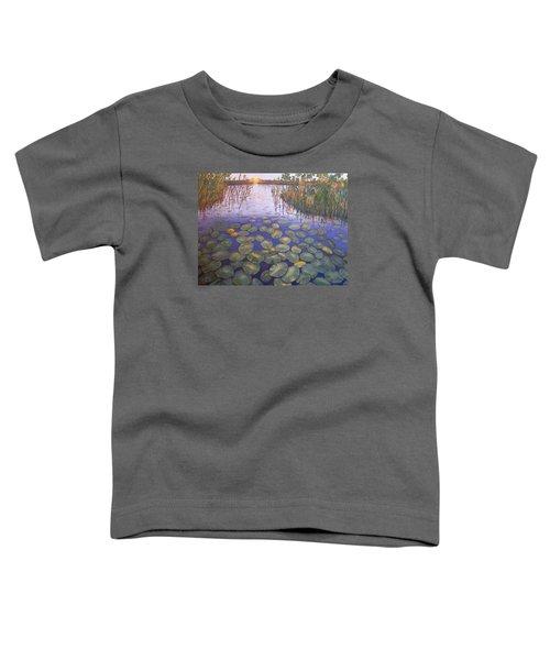 Waterlillies South Africa Toddler T-Shirt