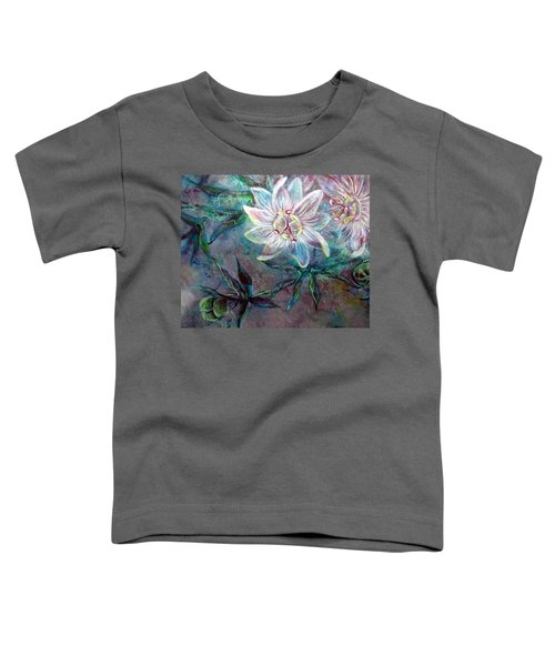 White Passion Toddler T-Shirt