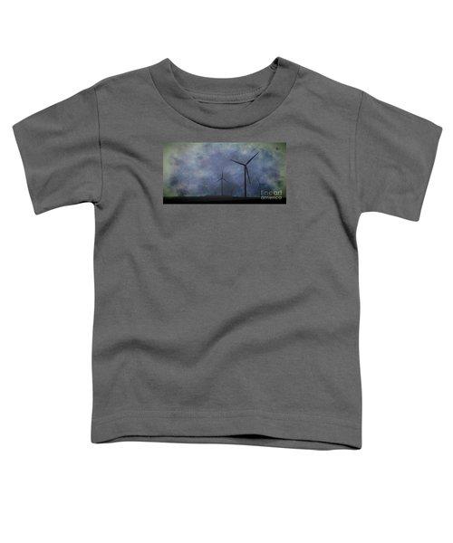 Windmills. Toddler T-Shirt